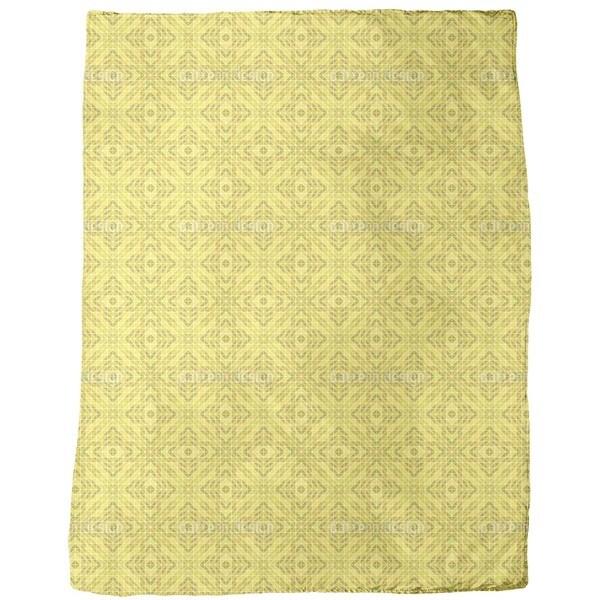 The Geometry of the Sun God Fleece Blanket