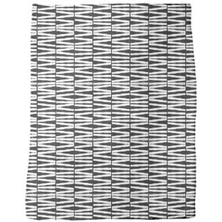 No Zebra Crossing Fleece Blanket