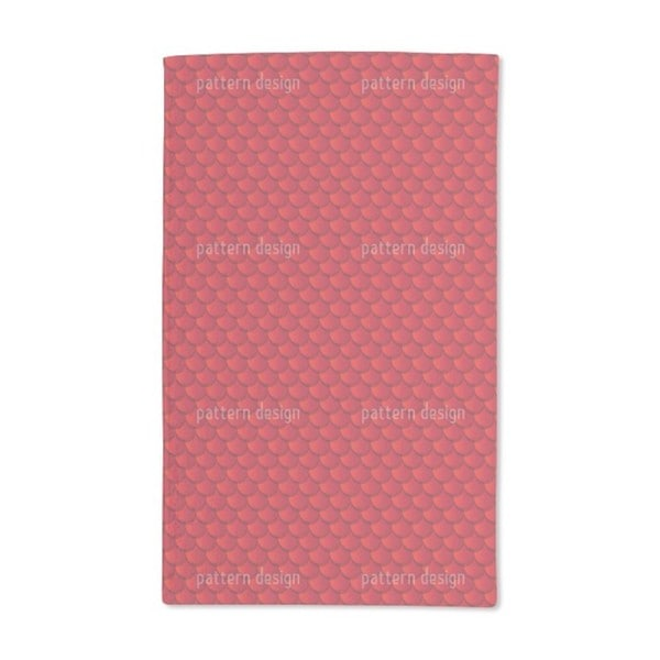 Clay Roof Tiles Hand Towel (Set of 2)
