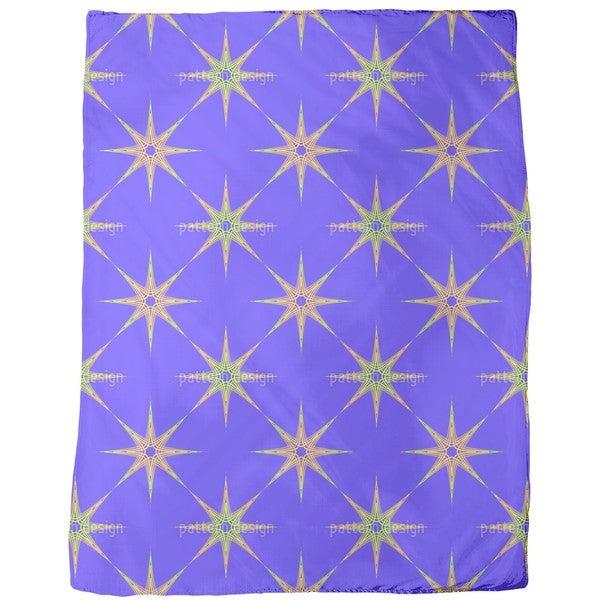 Star of the East Fleece Blanket