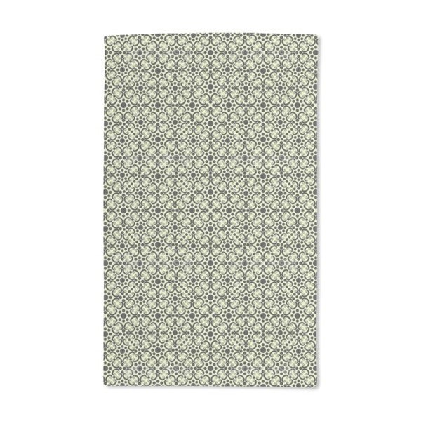Dotted Gothic Hand Towel (Set of 2)