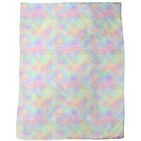 Rainbow Impressions Fleece Blanket