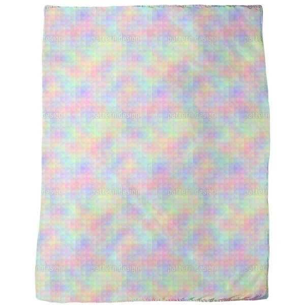Rainbow Impressions Fleece Blanket