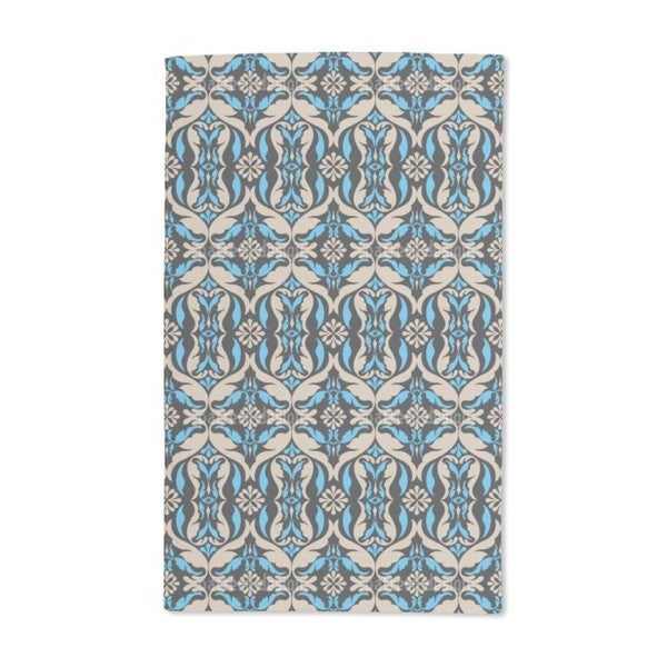 Historic Leaves Hand Towel (Set of 2)