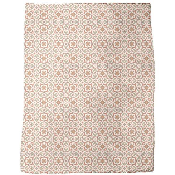 Florabello Fleece Blanket