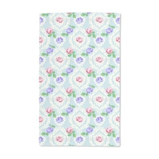 Shabby Chic Roses Hand Towel (Set of 2)