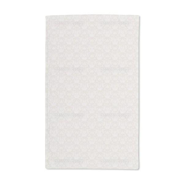 Vintage Damask Hand Towel (Set of 2)