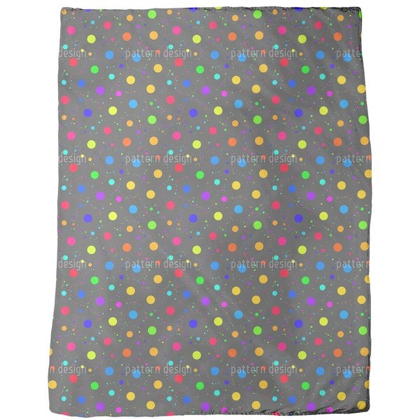 Space Baby Bubble Fleece Blanket