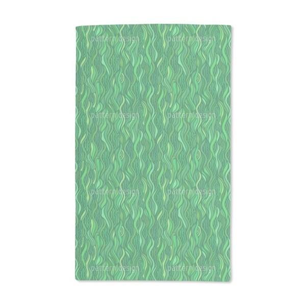 Seaweed Hand Towel (Set of 2)