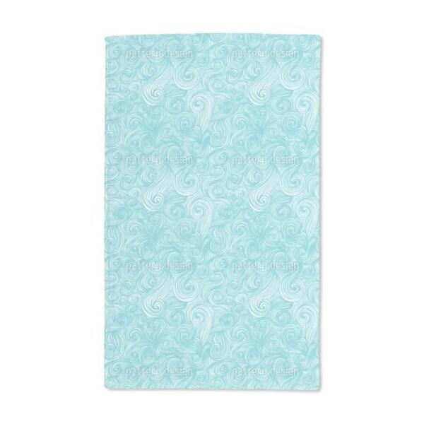Glorious Waves Hand Towel (Set of 2)