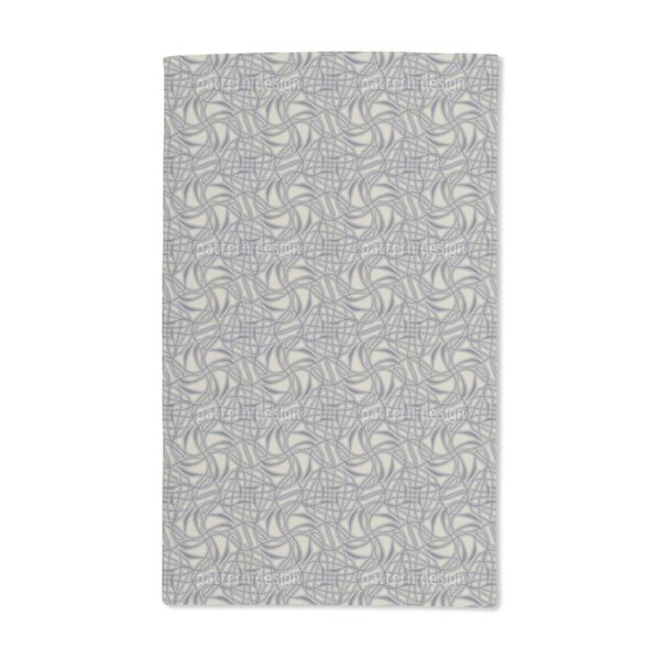 Labyrinth of Ornaments Hand Towel (Set of 2)