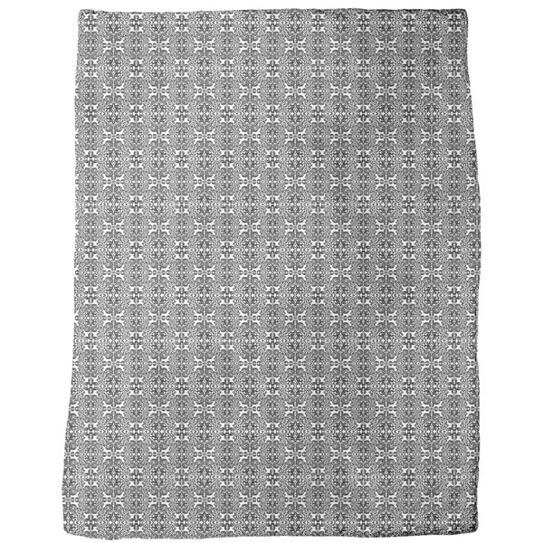 Rokoko Variation Fleece Blanket
