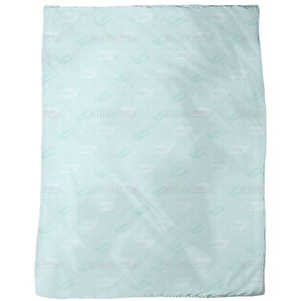 Swallow Day Dream Fleece Blanket