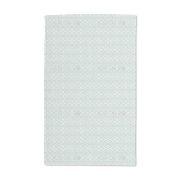 Sweet Adornment Hand Towel (Set of 2)