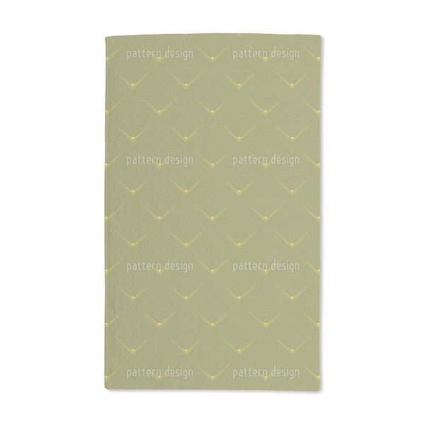 Mossy Roof Hand Towel (Set of 2)