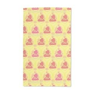 Buddha Meditation Hand Towel (Set of 2)