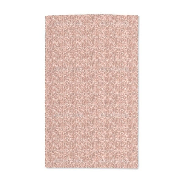 Tasty Bamboo Hand Towel (Set of 2)