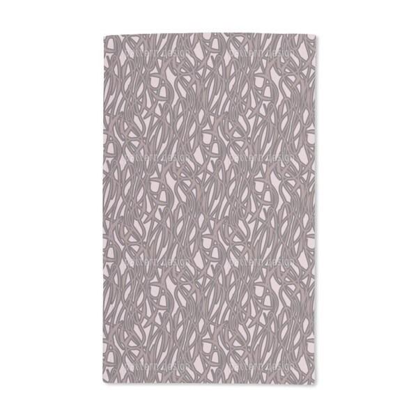 Art Nouveau Hand Towel (Set of 2)
