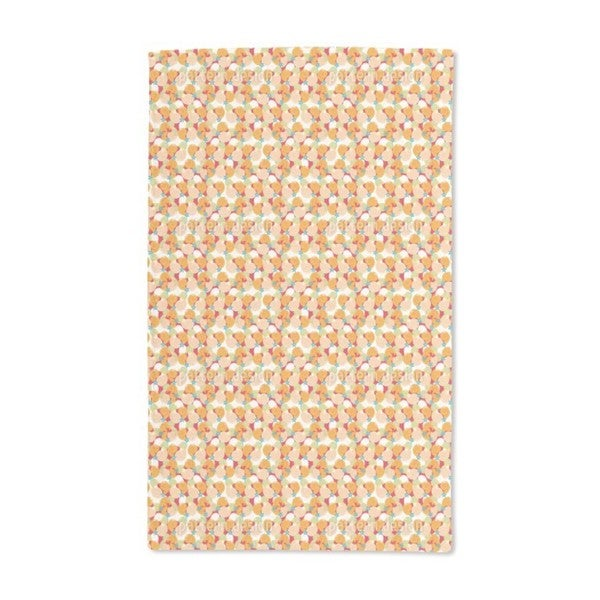 Happy Summer Hand Towel (Set of 2)