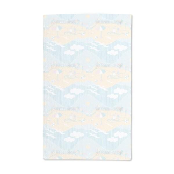 On the Beach Hand Towel (Set of 2)