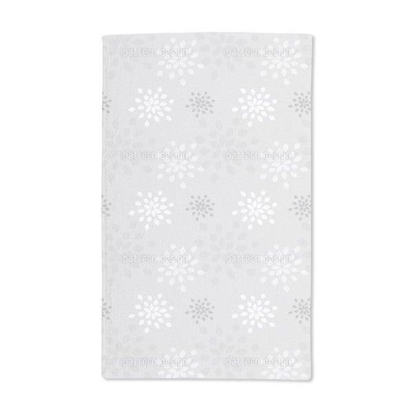 Petals Hand Towel (Set of 2)