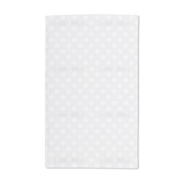 Circles of Multiple Lines Hand Towel (Set of 2)
