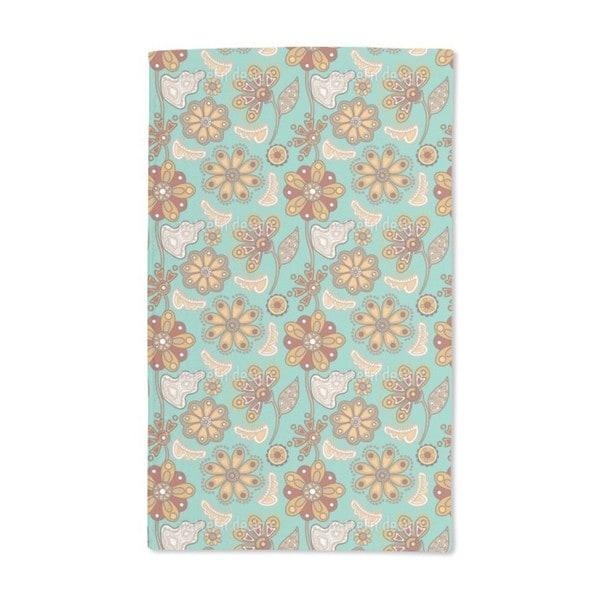 Flower Magic Saint Petersburg Hand Towel (Set of 2)