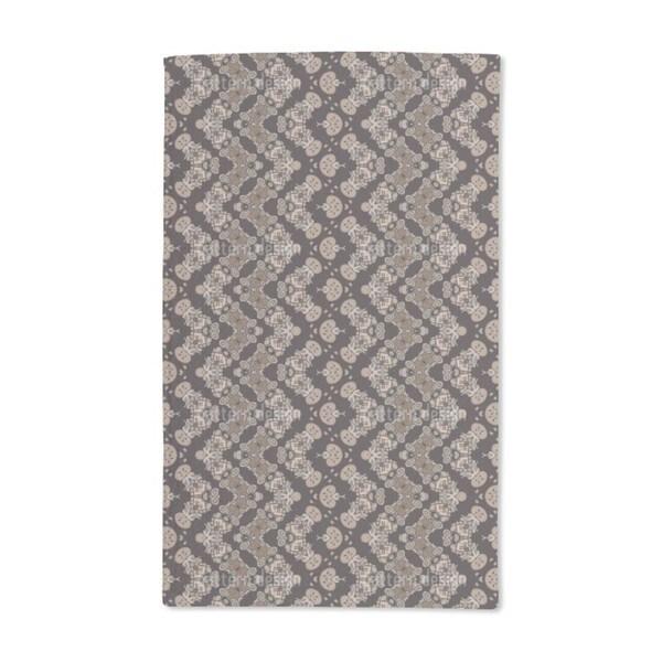 Noble Zigzag Hand Towel (Set of 2)