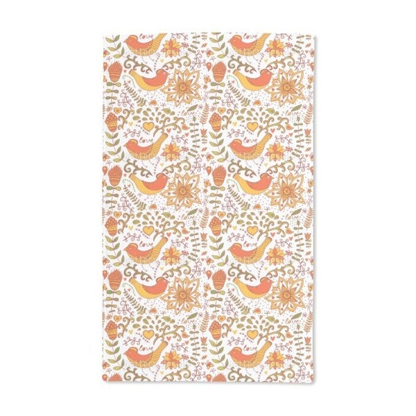 It Was the Larke Hand Towel (Set of 2)