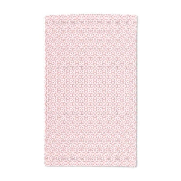 Star Gothic Hand Towel (Set of 2)