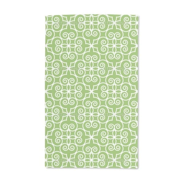 Shop Saint Patrick Hand Towel Set Of 2 Free Shipping Today