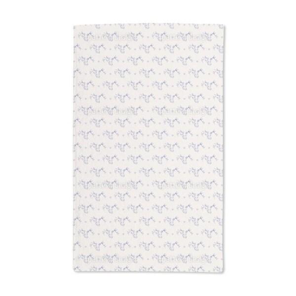 Deer and Hearts Hand Towel (Set of 2)