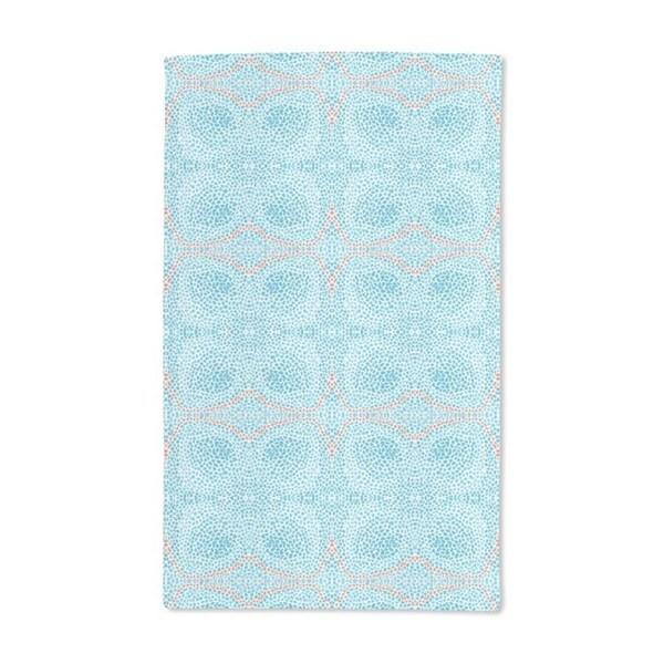 Underwater Tracks Hand Towel (Set of 2)