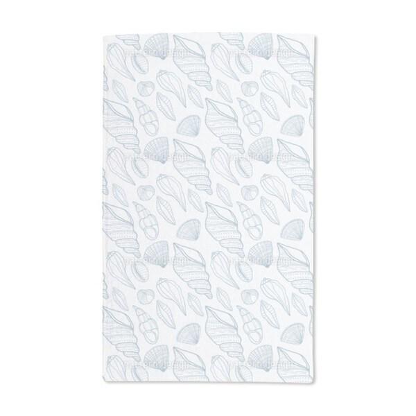 Seashells Hand Towel (Set of 2)