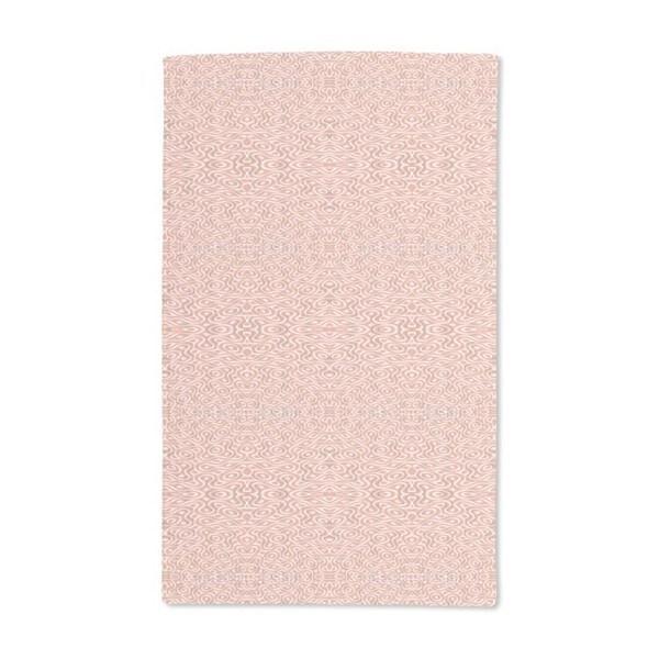 Optical Illusion Hand Towel (Set of 2)
