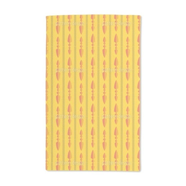 Spearheads Hand Towel (Set of 2)
