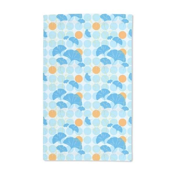 Ginkgo Dot Hand Towel (Set of 2)
