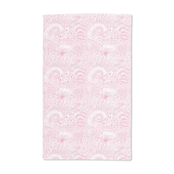 Reef Garden Romance Hand Towel (Set of 2)