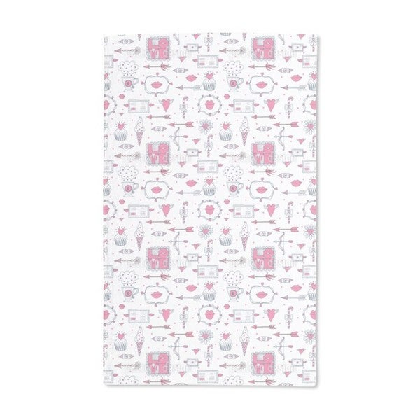 Love and Other Things Hand Towel (Set of 2)