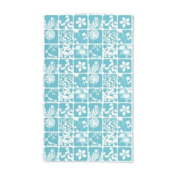 Flowers to the Square Hand Towel (Set of 2)