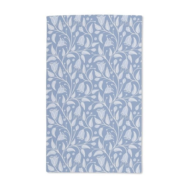 Bluebells Fantasy Hand Towel (Set of 2)