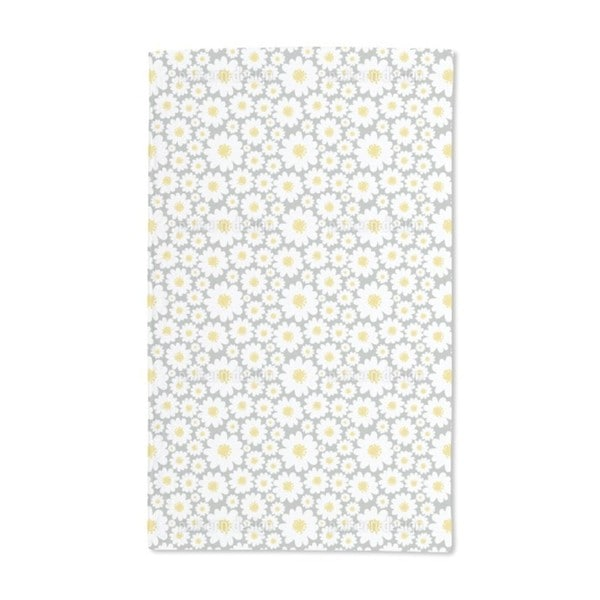 These Daisies Hand Towel (Set of 2)