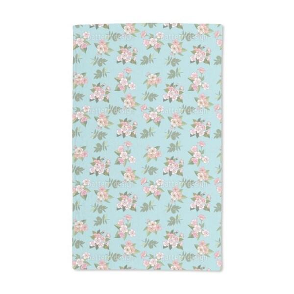 Cherry Blossoms Hand Towel (Set of 2)