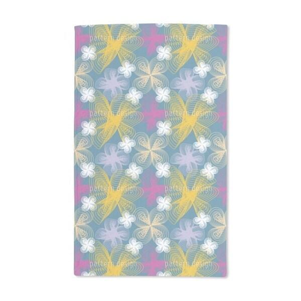 Spacy Floor Hand Towel (Set of 2)