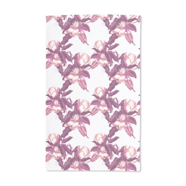 Magnolia Opulence Hand Towel (Set of 2)