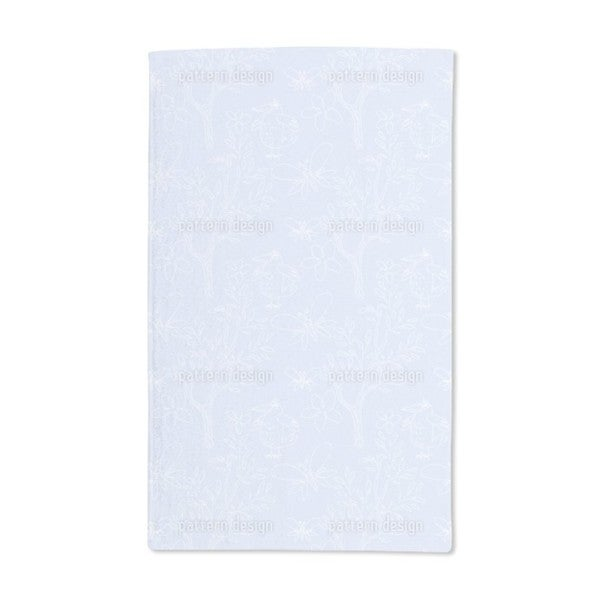Crystal Naive Hand Towel (Set of 2)
