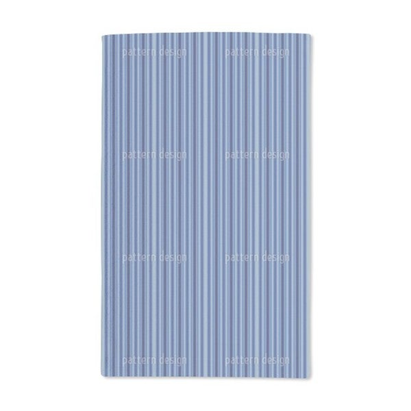 Pinstripes Maritime Hand Towel (Set of 2)