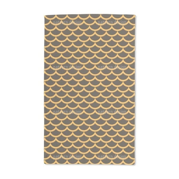 The Sequin Samurai Hand Towel (Set of 2)