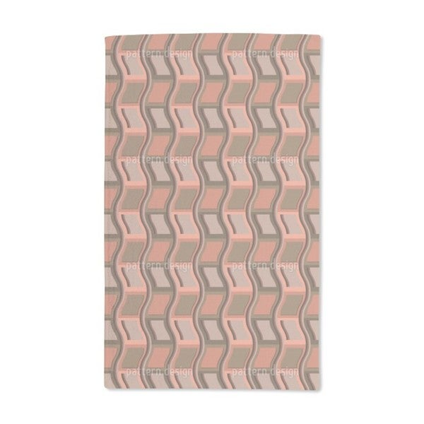 Stacked Chairs Hand Towel (Set of 2)