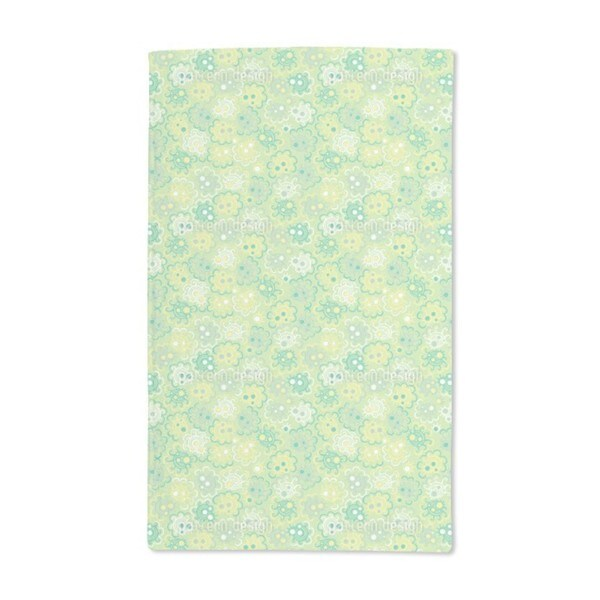 Treetop Spring Hand Towel (Set of 2)